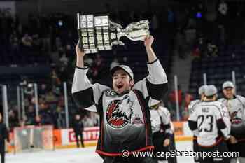 UPDATED: Cape Breton Eagles acquire Cole Harbour native from Rouyn-Noranda Huskies - Cape Breton Post