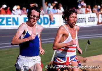 Don Macgregor - marathon man and Fife AC legend - scottishathletics.org.uk