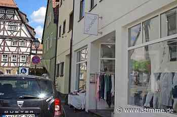 Läden schließen: Innenstadt von Schwaigern wird ärmer - STIMME.de - Heilbronner Stimme
