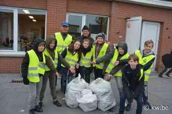 Financieel ruggensteuntje voor opruimacties basisscholen in Oostrozebeke - Krant van Westvlaanderen