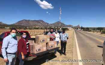 Regidores de Panuco de Coronado buscan apoyar a familias de López Mateos - El Sol de Durango