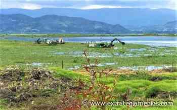 Acciones ambiciosas para la recuperación de la Laguna de Fúquene - Extrategia Medios