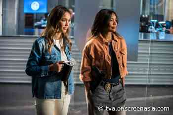 Gabrielle Union, Jessica Alba are turning up the heat this June as 'L.A.'s Finest' returns to AXN on 9 June - TV ASIA Plus