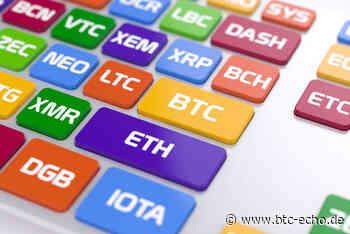Altcoins weiterhin bullish, Cardano (ADA) mit starker Performance - BTC-ECHO   Bitcoin & Blockchain Pioneers