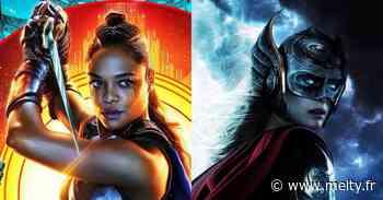 Thor 4, Love & Thunder : Jane Foster et Valkyrie remplaceront-elles le Dieu du Tonnerre dans le futur de la franchise ? - melty