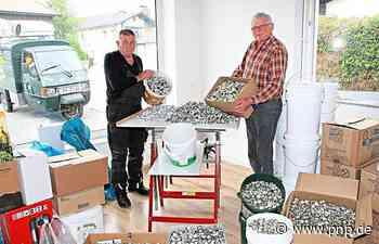 Zwei Spezln sammeln Kronkorken für guten Zweck - Passauer Neue Presse