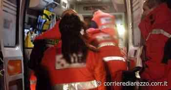 Moto contro auto a Badia al Pino, ferito motociclista di 56 anni - Corriere di Arezzo