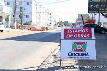 Fechamento da avenida Santos Dumont chega próximo ao Cemitério Municipal - Engeplus