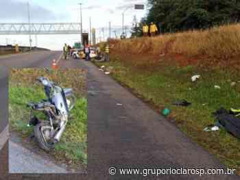 Homem morre em acidente na Rodovia Santos Dumont em Índaiatuba - https://www.gruporioclarosp.com.br/
