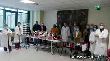 """Donazioni da """"ASSO"""" all'ospedale di Mondovi - Cuneo24"""