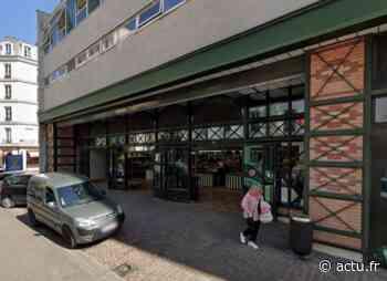 Levallois-Perret. Le marché Barbusse pourrait rouvrir en décembre, les travaux ont repris - actu.fr