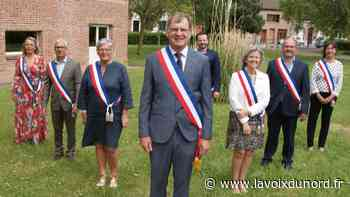 Wormhout : les adjoints reçoivent leurs délégations - La Voix du Nord