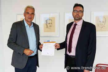 Handwerkskammer Ulm vereidigt Martin Schmid aus Aalen - News Augsburg, Allgäu und Ulm - TRENDYone - das Lifestylemagazin