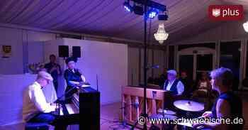 In Aalen gab es das erste Boogie-Konzert nach dem Lockdown - Schwäbische