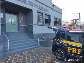PRF prende em Irati homem condenado por homicídio qualificado - ARede