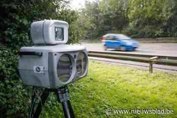 Politie controleert op snelheid, één op vijf bestuurders rijdt te snel