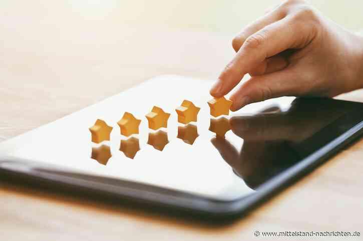 Probleme einer schlechten Bewertung im Netz