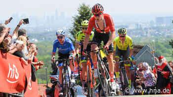 Wegen Corona: Abgesagtes Radrennen Eschborn-Frankfurt bleibt ohne Ersatz | Frankfurt am Main - hna.de