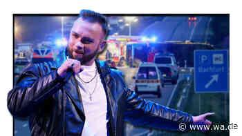DSDS (RTL): Polizei stoppt Videodreh von Sänger Joshua Tappe am Bahnhof Holzminden | Stars - wa.de