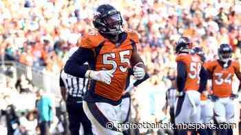 "Bradley Chubb found it ""weird"" to rehab in empty Broncos facility"