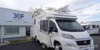 Camping-car centre France 3CF, à Checy (45), distributeur des marques Hymer Motor Caravans, Hymer Camper Vans et Carado - Le Monde du Camping-Car