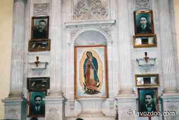 Arzobispo visita los santos lugares - La Voz de Durango