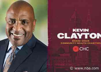 Kevin Clayton Elected as New Board Chair for Community Health Charities