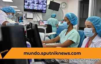 COVID-19 en Togüí, localidad colombiana que sufrió el estigma del virus y logró vencerlo - Sputnik Mundo