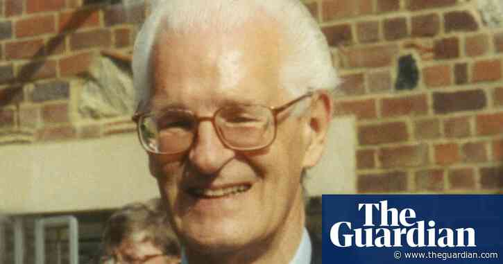 Geoffrey Collens obituary