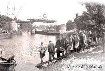 Eine Brücke als Symbol des Wiederaufbaus - TAGEBLATT - Lokalnachrichten aus Jork. - Tageblatt-online