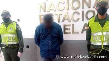 Captura por presunto abuso sexual en Arbeláez,... - Noticias Día a Día