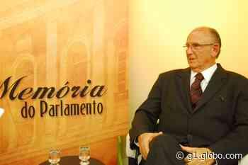 Morre o ex-deputado e ex-prefeito de Uruguaiana, Sanchotene Felice - G1