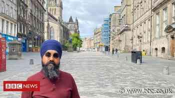 Coronavirus: Edinburgh's Royal Mile 'cannot be left to rot'