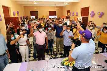 Movimiento de jóvenes en Las Matas de Farfán se juramenta con Gonzalo - Dominican Goverment Press Room