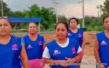 En resistencia civil mujeres textileras de Macuspana - El Heraldo de Tabasco