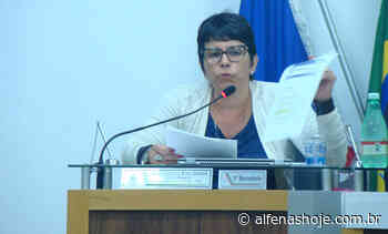 Câmara Municipal instaura Comissão de Ética para investigar vereadora do PDT - Alfenas Hoje