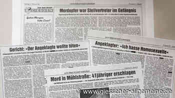Der tote Regierungsrat in Gießen | Butzbach - Gießener Allgemeine