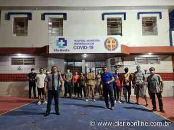Abaetetuba inaugura hospital para tratar pacientes com Covid-19 - Diário Online