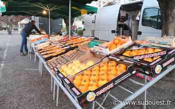 Vidéo. A l'ouverture du marché de Latresne, les commerçants alimentaires face à l'incertitude - Sud Ouest