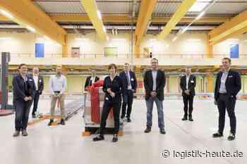 Handelslogistik: dm-Verteilzentrum Wustermark in Betrieb genommen - Logistik Heute