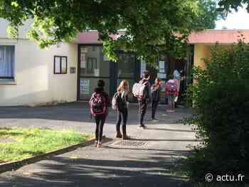 Lagny-sur-Marne. Reprise des élèves en petit nombre à l'école Orme Bossu - actu.fr