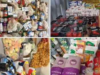 Lagny-sur-Marne. Des habitants créent une chaîne de solidarité d'aide alimentaire - actu.fr