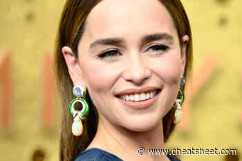 'Game of Thrones' Star Emilia Clarke's Important Message to Her Younger Self - Showbiz Cheat Sheet