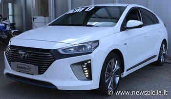 Auto usata? Da Assauto.doc un'occasione da non perdere: Hyundai Ioniq Hybrid a Km 0 FOTO e VIDEO - newsbiella.it