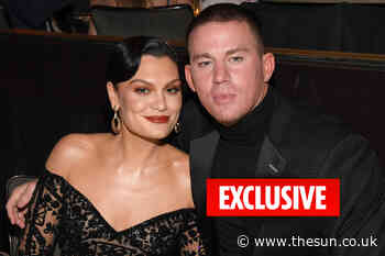 Jessie J has doubled her earnings since dating Channing Tatum with a £1m year - The Sun