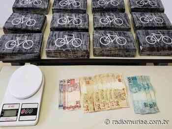 Cataguases: Polícia Civil apreende 15 kg de cocaína e parte de quadrilha é presa - Rádio Muriaé