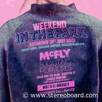 McFly To Headline Rescheduled Weekend At The Park In Southend-On-Sea In July 2021 - Stereoboard