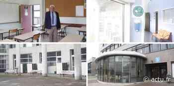Depuis le 8 juin 2020 à Friville-Escarbotin, le lycée du Vimeu face au défi de la réouverture - actu.fr