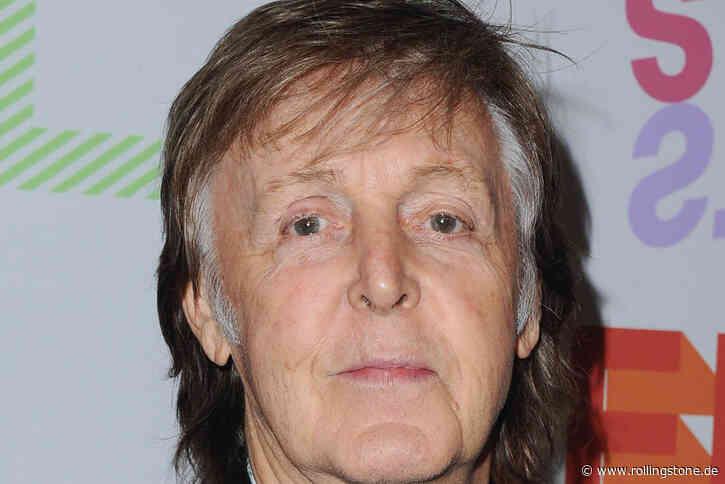 Paul McCartney: Beatles lehnten bei Konzert rassistische Publikums-Trennung ab - Rolling Stone