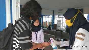 Terminal Guntur Garut Kembali Beroperasi, Tarif Bus Naik - VISI.NEWS